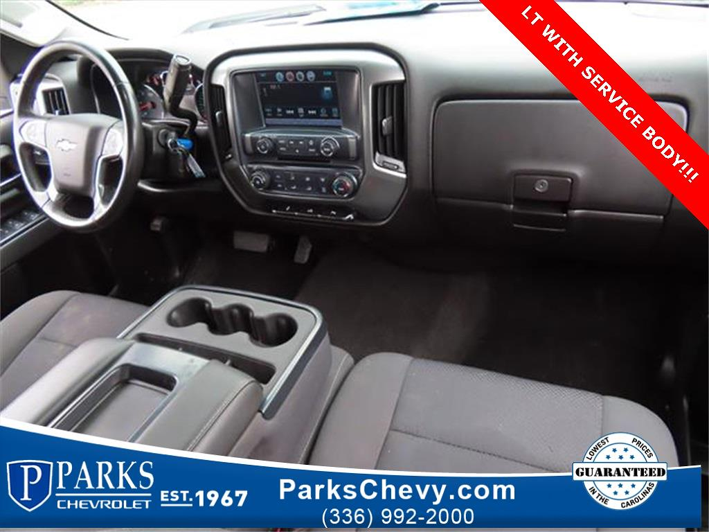 2018 Chevrolet Silverado 2500 Crew Cab 4x4, Service Body #1K5020 - photo 36