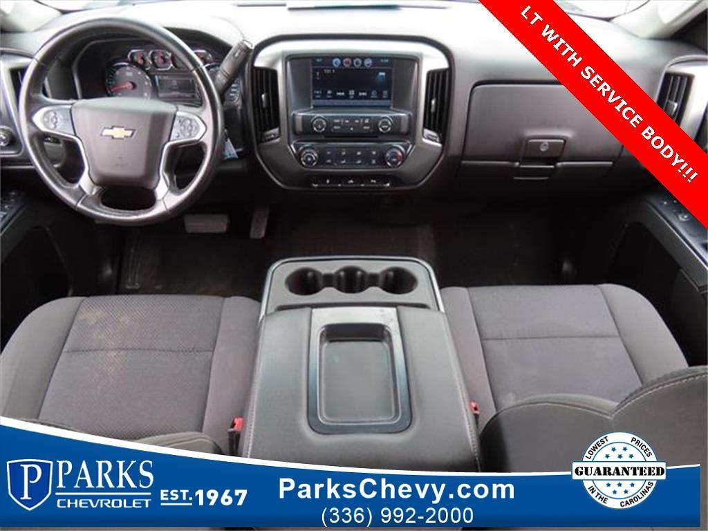 2018 Chevrolet Silverado 2500 Crew Cab 4x4, Service Body #1K5020 - photo 37