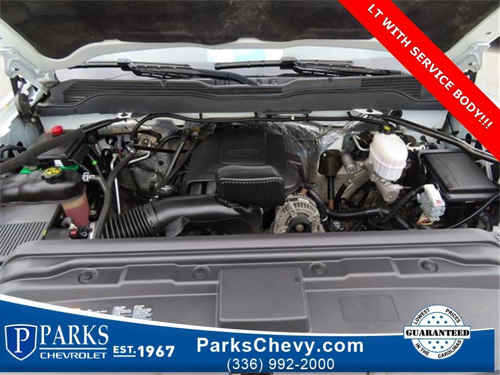 2018 Chevrolet Silverado 2500 Crew Cab 4x4, Service Body #1K5020 - photo 45