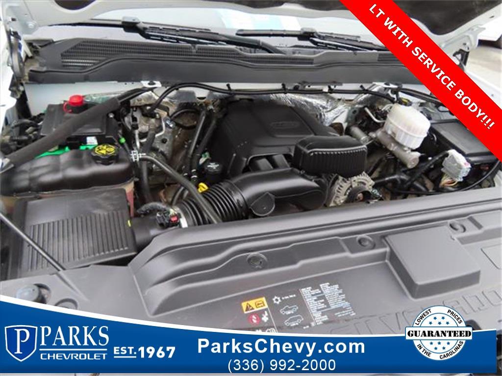 2018 Chevrolet Silverado 2500 Crew Cab 4x4, Service Body #1K5020 - photo 46