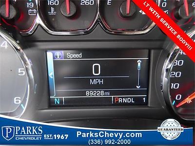 2018 Chevrolet Silverado 2500 Crew Cab 4x4, Service Body #1K5020 - photo 13