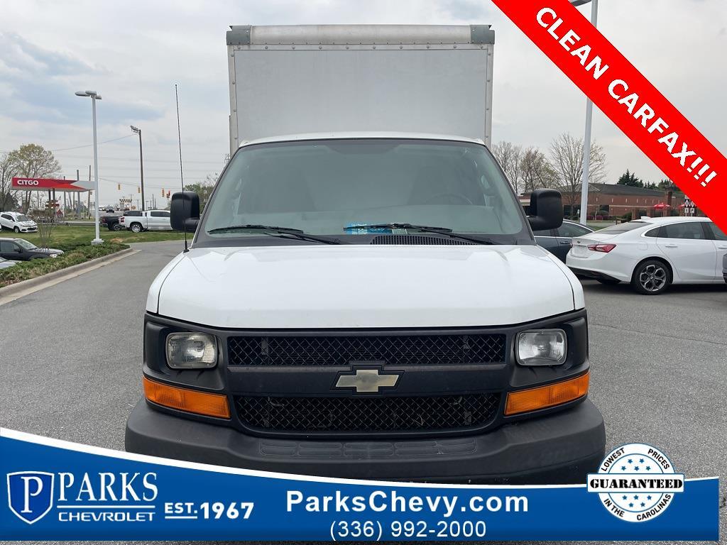 2016 Chevrolet Express 3500, Cutaway Van #1K5021 - photo 9