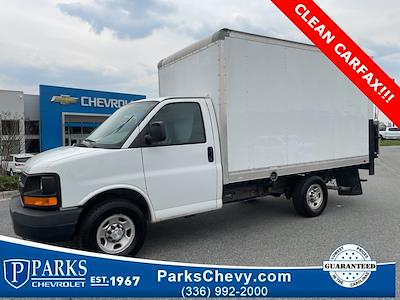 2016 Chevrolet Express 3500, Cutaway Van #1K5021 - photo 4