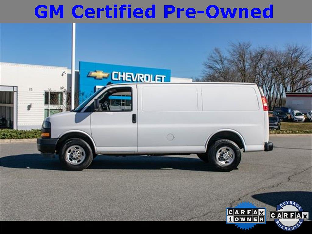 2020 Chevrolet Express 2500 4x2, Empty Cargo Van #1K5039 - photo 6