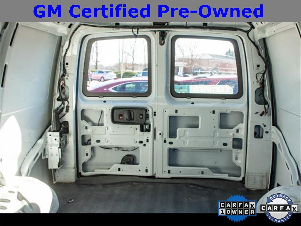 2020 Chevrolet Express 2500 4x2, Empty Cargo Van #1K5039 - photo 32
