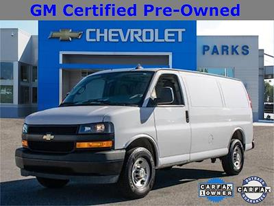 2020 Chevrolet Express 2500 4x2, Empty Cargo Van #1K5039 - photo 1