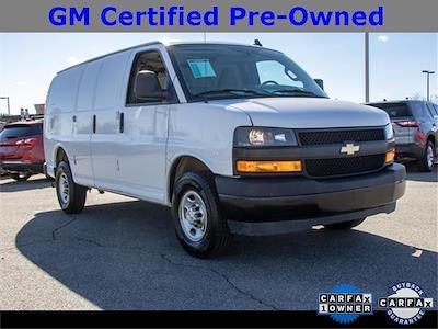 2020 Chevrolet Express 2500 4x2, Empty Cargo Van #1K5039 - photo 13