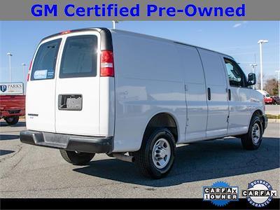 2020 Chevrolet Express 2500 4x2, Empty Cargo Van #1K5039 - photo 10