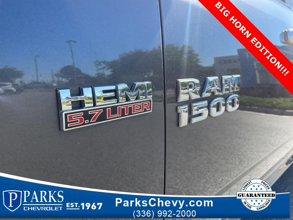 2015 Ram 1500 Crew Cab 4x4, Pickup #1K5046A - photo 47