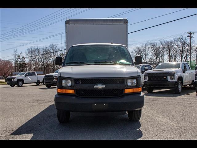 2015 Chevrolet Express 3500 4x2, Cutaway Van #1K5065 - photo 12