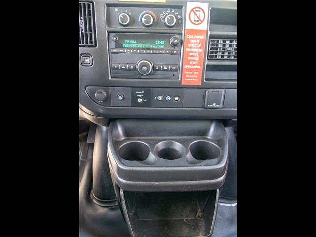 2015 Chevrolet Express 3500 4x2, Cutaway Van #1K5065 - photo 42