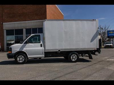 2015 Chevrolet Express 3500 4x2, Cutaway Van #1K5065 - photo 3