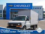 2015 Chevrolet Express 3500 4x2, Cutaway Van #1K5065 - photo 1