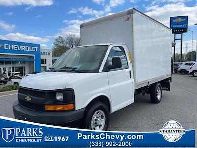 2016 Chevrolet Express 3500, Cutaway Van #1K5082 - photo 1