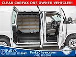 2019 GMC Savana 2500 4x2, Empty Cargo Van #1K5090 - photo 26