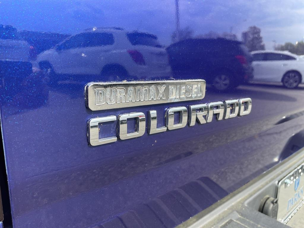 2016 Chevrolet Colorado Crew Cab 4x4, Pickup #1K5117 - photo 49