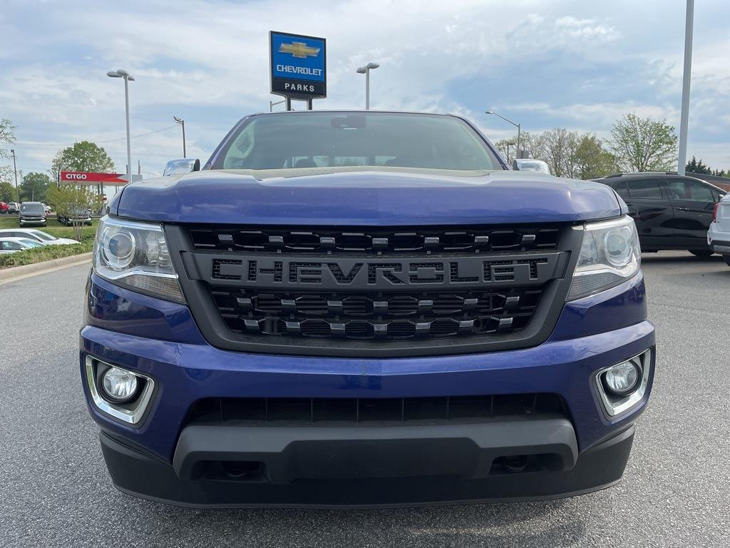 2016 Chevrolet Colorado Crew Cab 4x4, Pickup #1K5117 - photo 9