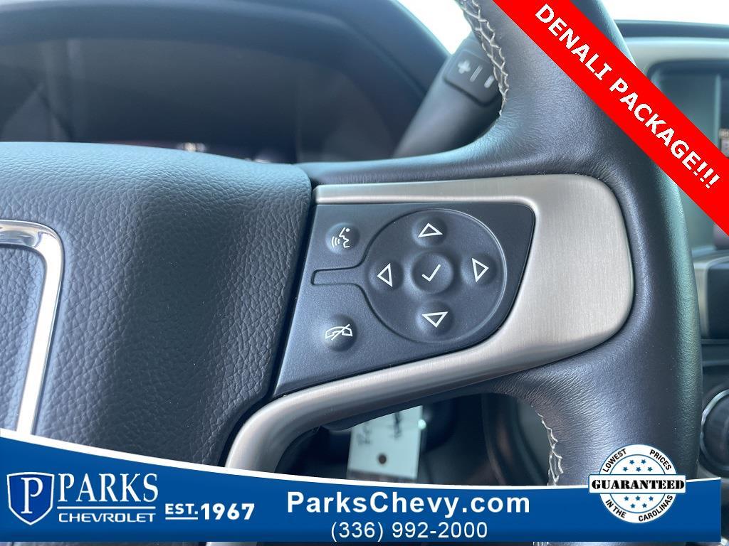 2015 GMC Sierra 2500 Crew Cab 4x4, Pickup #1K5118 - photo 14