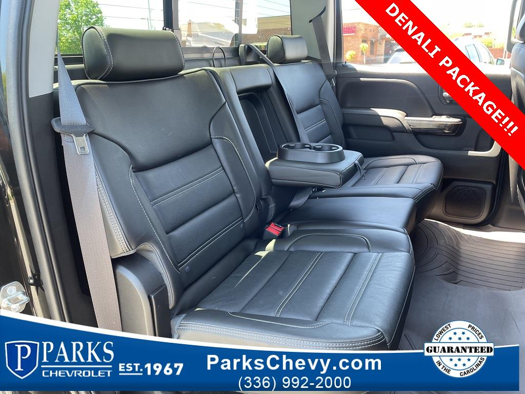2015 GMC Sierra 2500 Crew Cab 4x4, Pickup #1K5118 - photo 37
