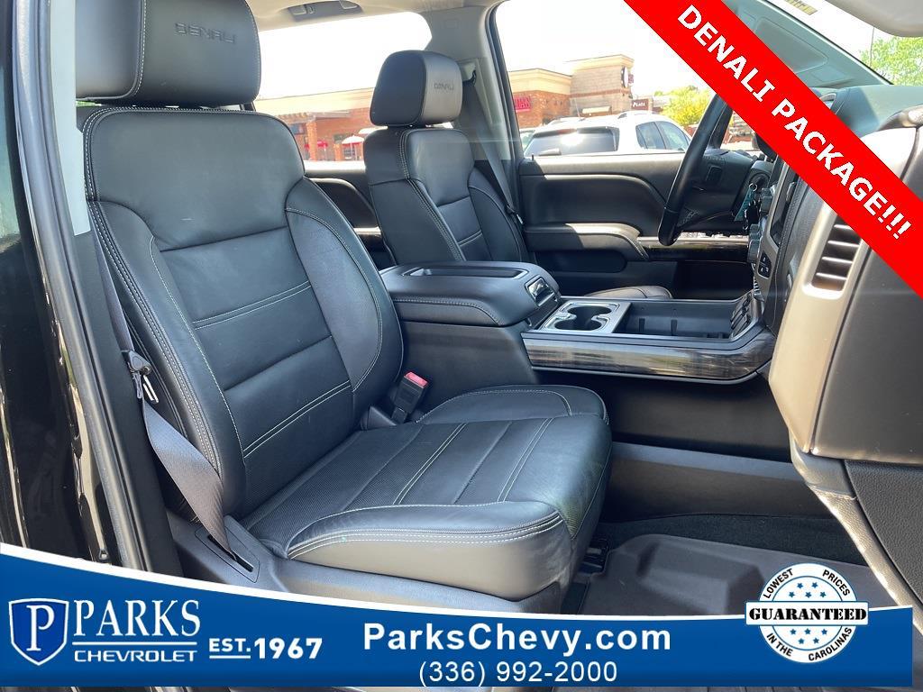 2015 GMC Sierra 2500 Crew Cab 4x4, Pickup #1K5118 - photo 40