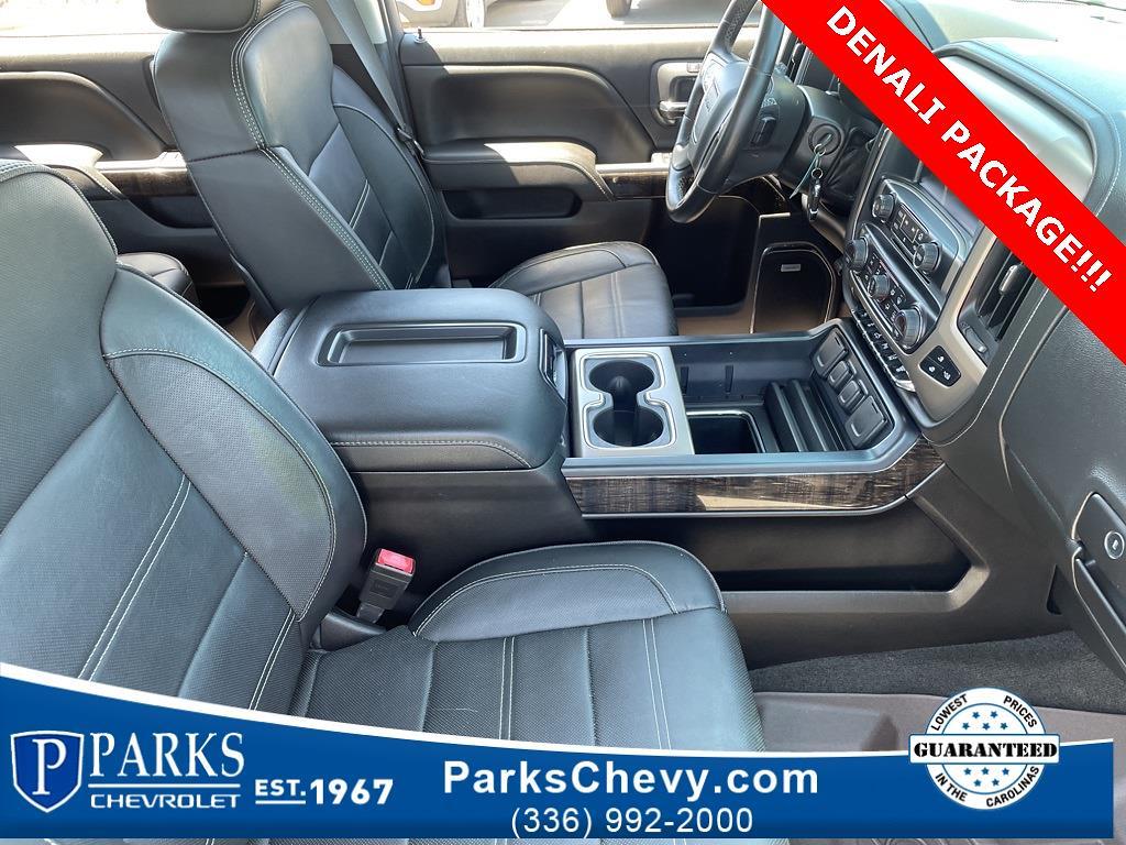 2015 GMC Sierra 2500 Crew Cab 4x4, Pickup #1K5118 - photo 41