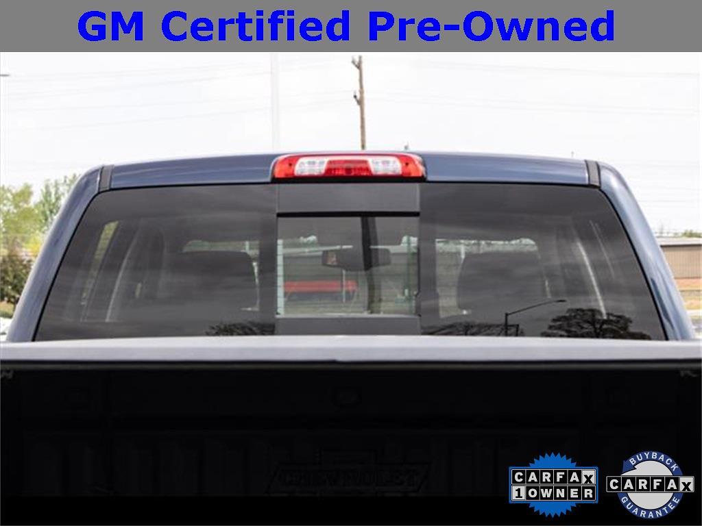 2018 Chevrolet Silverado 1500 Crew Cab 4x4, Pickup #1K5136 - photo 24