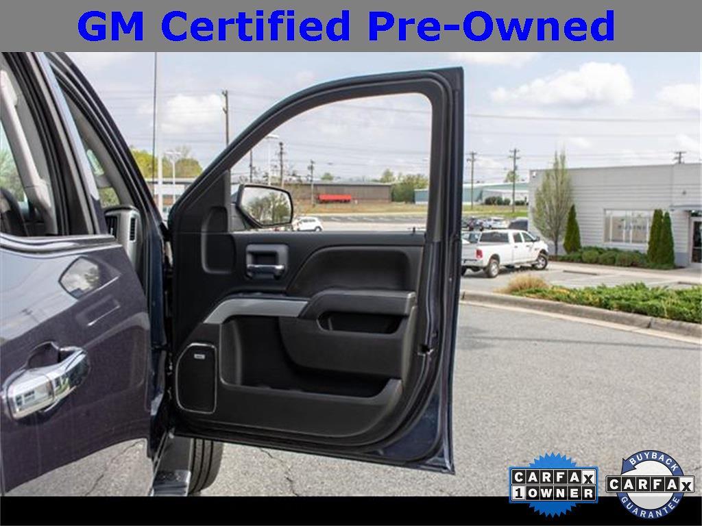 2018 Chevrolet Silverado 1500 Crew Cab 4x4, Pickup #1K5136 - photo 36