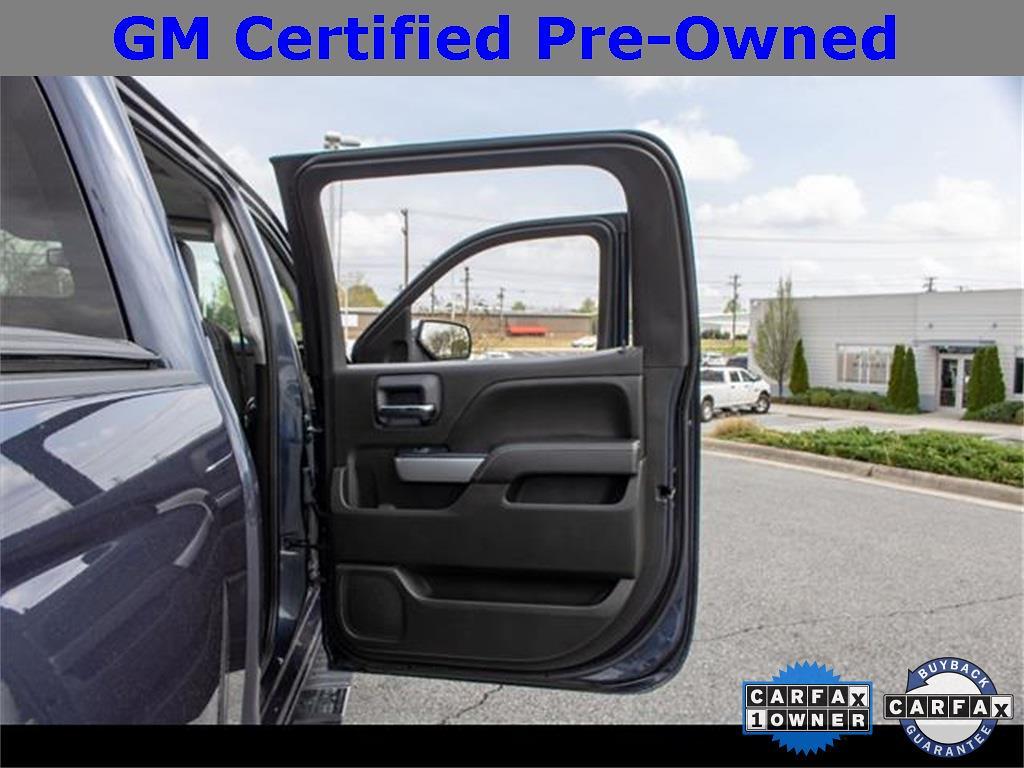 2018 Chevrolet Silverado 1500 Crew Cab 4x4, Pickup #1K5136 - photo 39