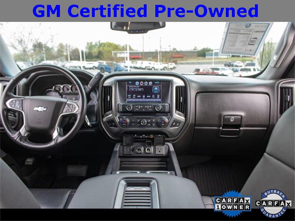 2018 Chevrolet Silverado 1500 Crew Cab 4x4, Pickup #1K5136 - photo 40