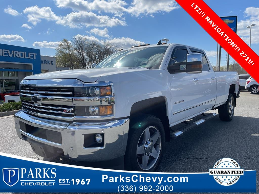 2016 Chevrolet Silverado 2500 Crew Cab 4x4, Pickup #1K5137 - photo 1