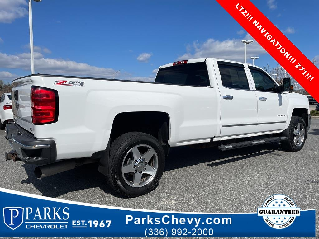 2016 Chevrolet Silverado 2500 Crew Cab 4x4, Pickup #1K5137 - photo 6
