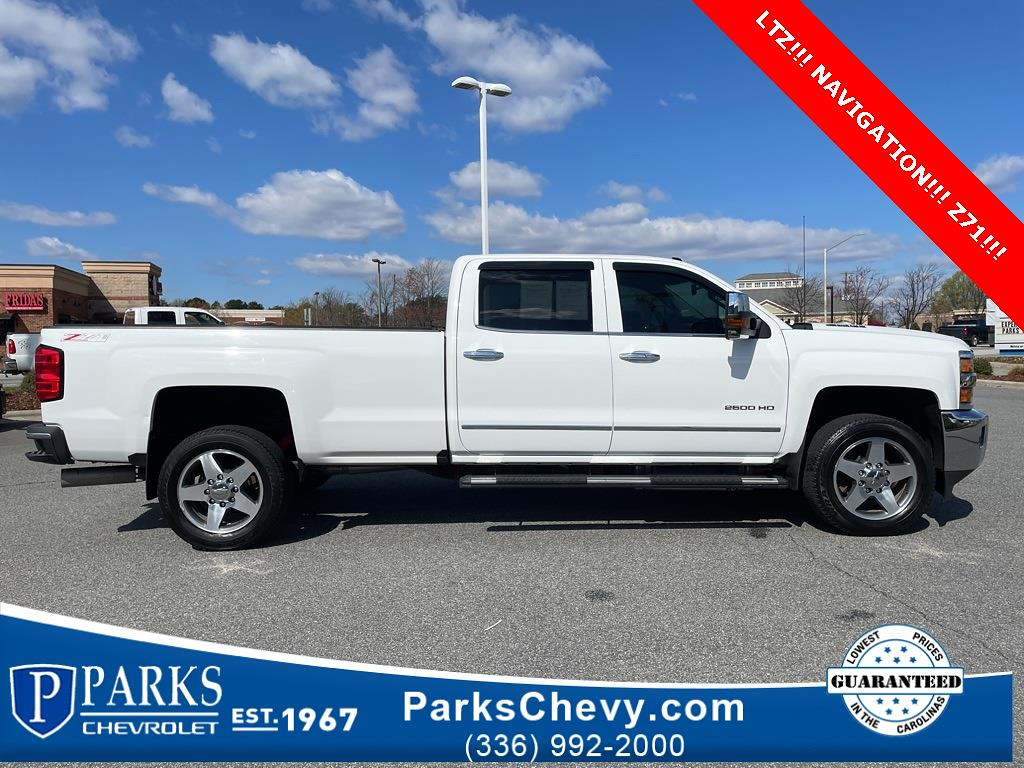2016 Chevrolet Silverado 2500 Crew Cab 4x4, Pickup #1K5137 - photo 7