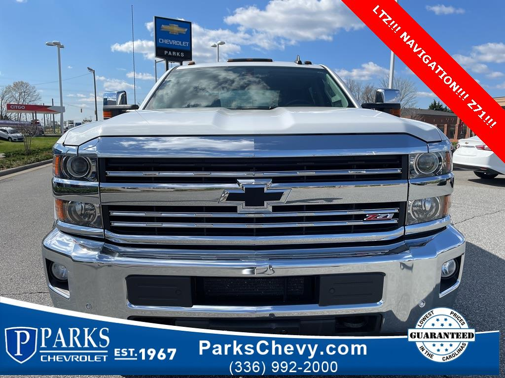 2016 Chevrolet Silverado 2500 Crew Cab 4x4, Pickup #1K5137 - photo 9
