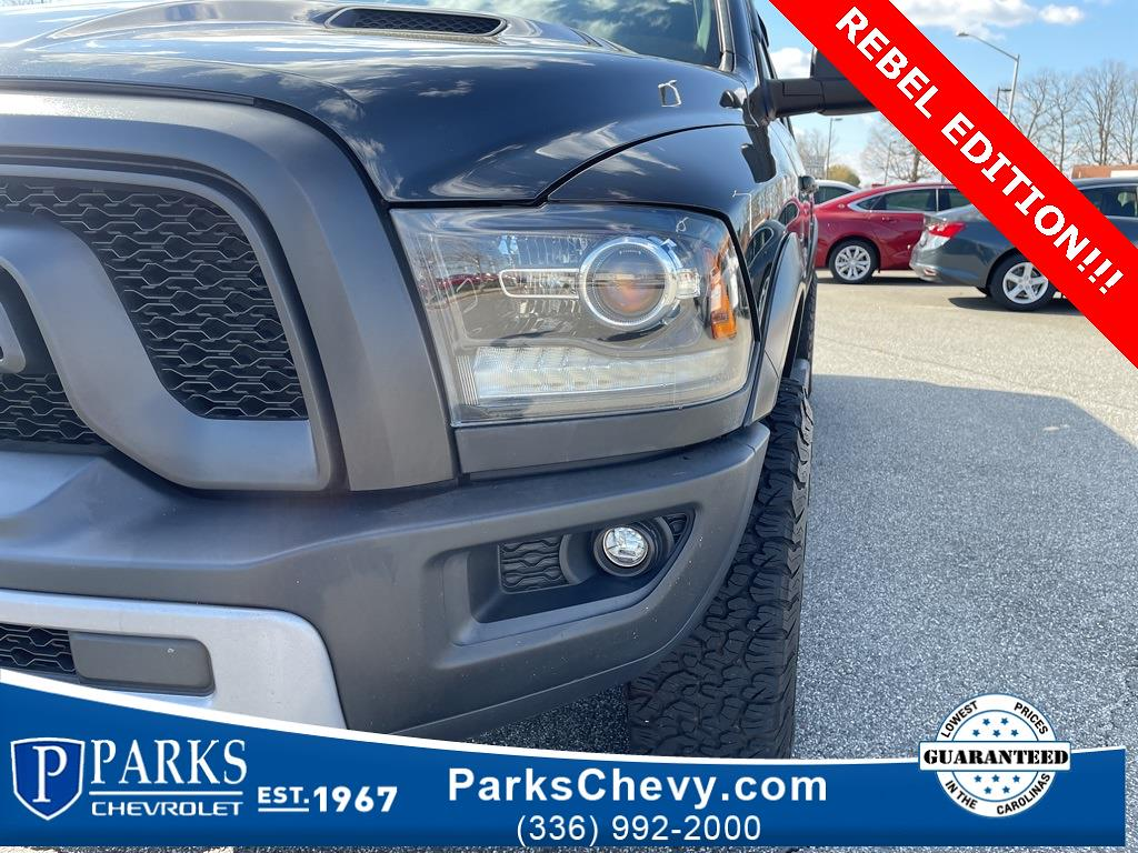 2017 Ram 1500 Crew Cab 4x2, Pickup #1K5149 - photo 11
