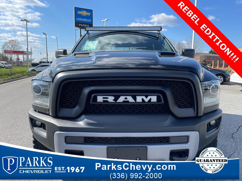 2017 Ram 1500 Crew Cab 4x2, Pickup #1K5149 - photo 9
