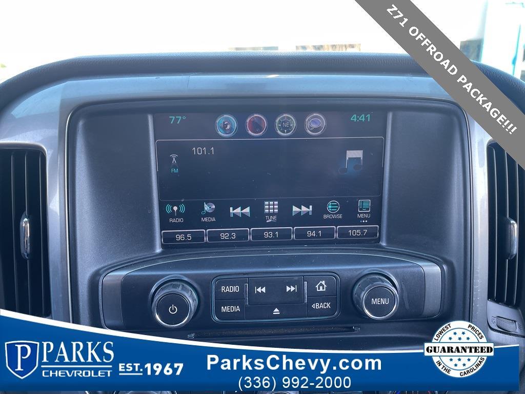2016 Chevrolet Silverado 1500 Crew Cab 4x4, Pickup #1K5153 - photo 18