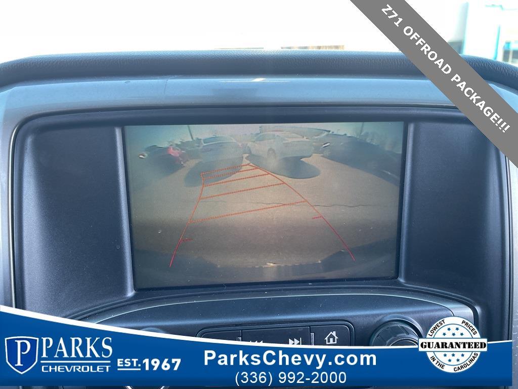 2016 Chevrolet Silverado 1500 Crew Cab 4x4, Pickup #1K5153 - photo 19