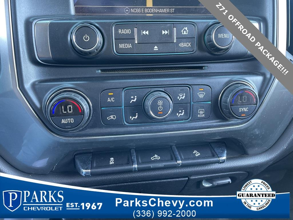 2016 Chevrolet Silverado 1500 Crew Cab 4x4, Pickup #1K5153 - photo 21