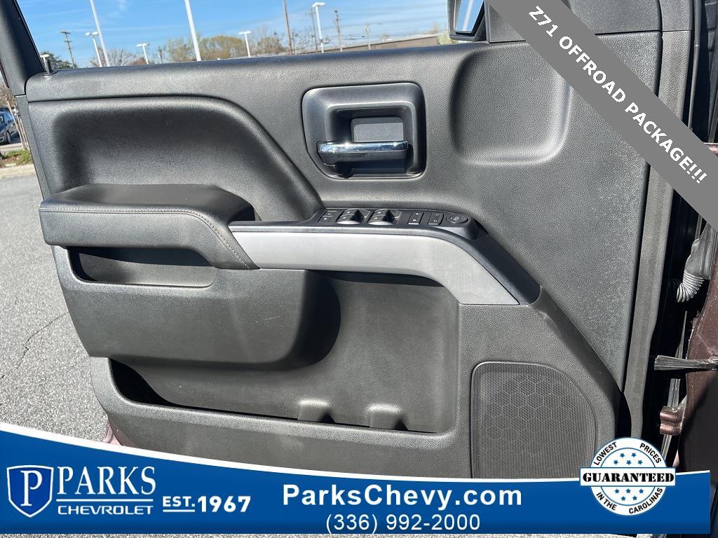 2016 Chevrolet Silverado 1500 Crew Cab 4x4, Pickup #1K5153 - photo 24