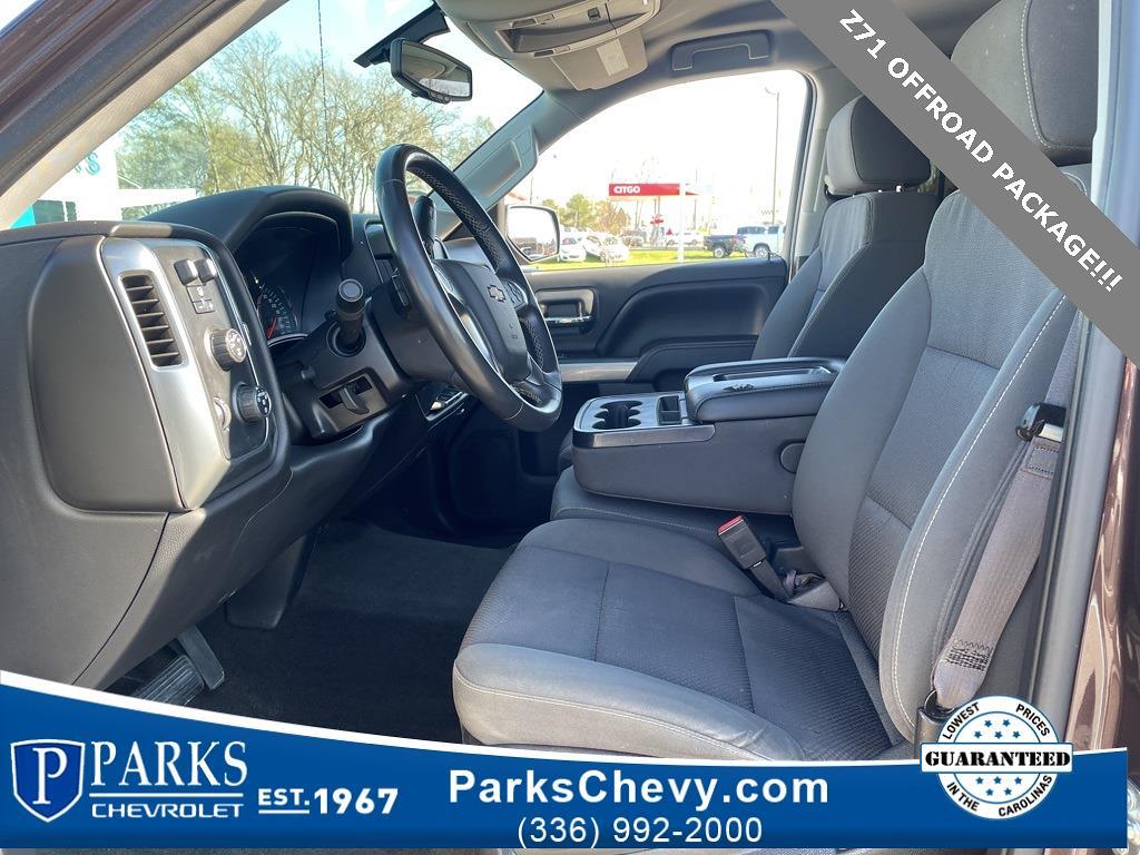 2016 Chevrolet Silverado 1500 Crew Cab 4x4, Pickup #1K5153 - photo 27