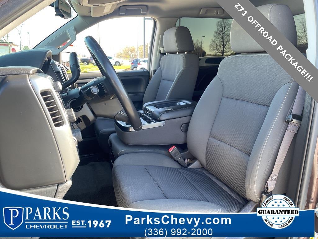 2016 Chevrolet Silverado 1500 Crew Cab 4x4, Pickup #1K5153 - photo 28