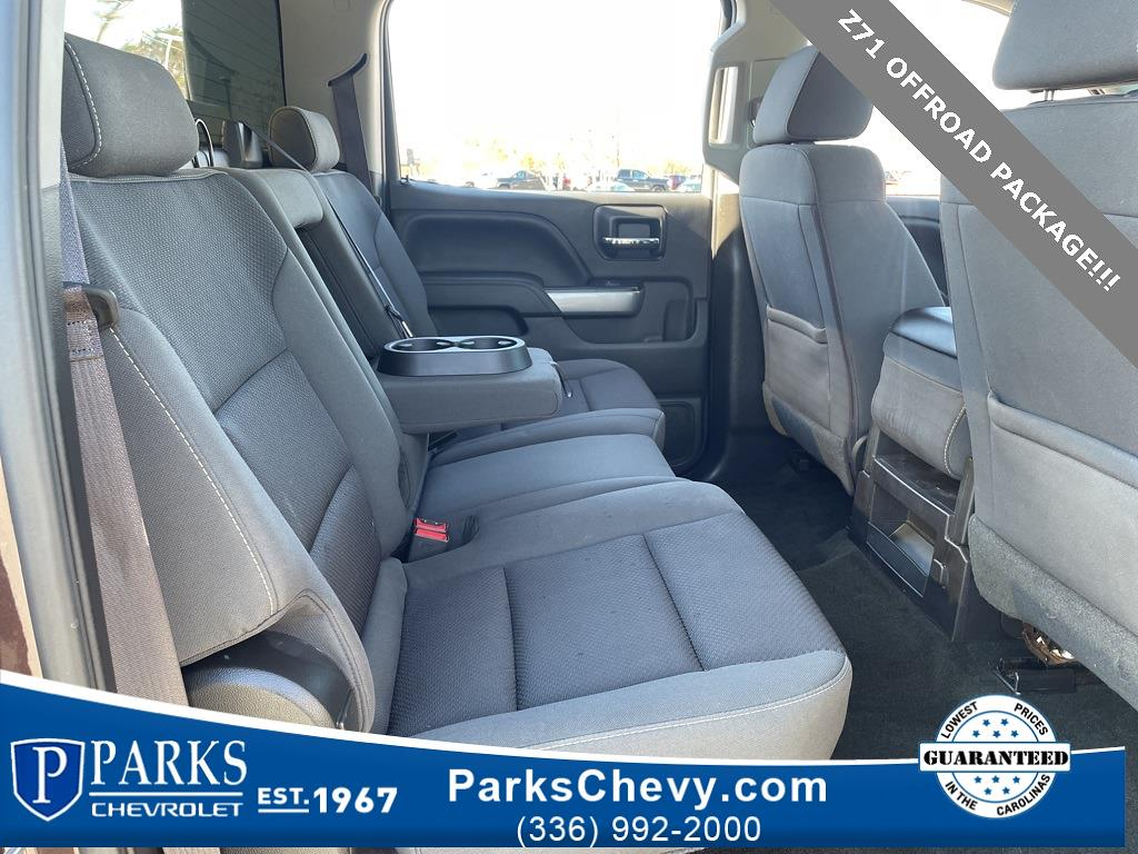 2016 Chevrolet Silverado 1500 Crew Cab 4x4, Pickup #1K5153 - photo 34