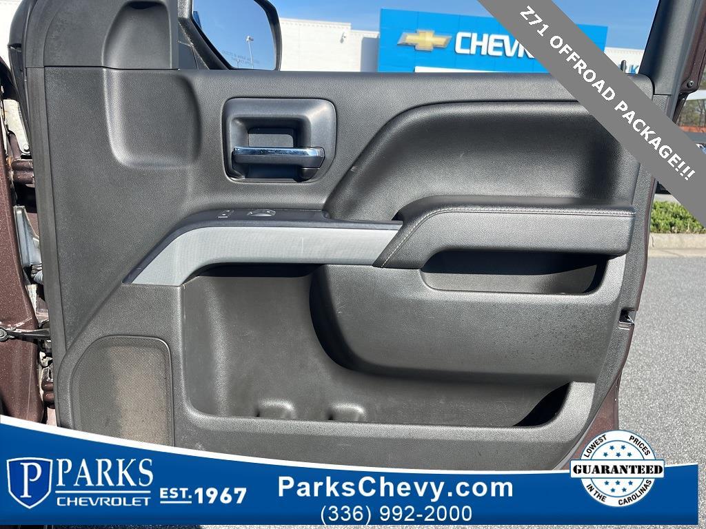 2016 Chevrolet Silverado 1500 Crew Cab 4x4, Pickup #1K5153 - photo 36
