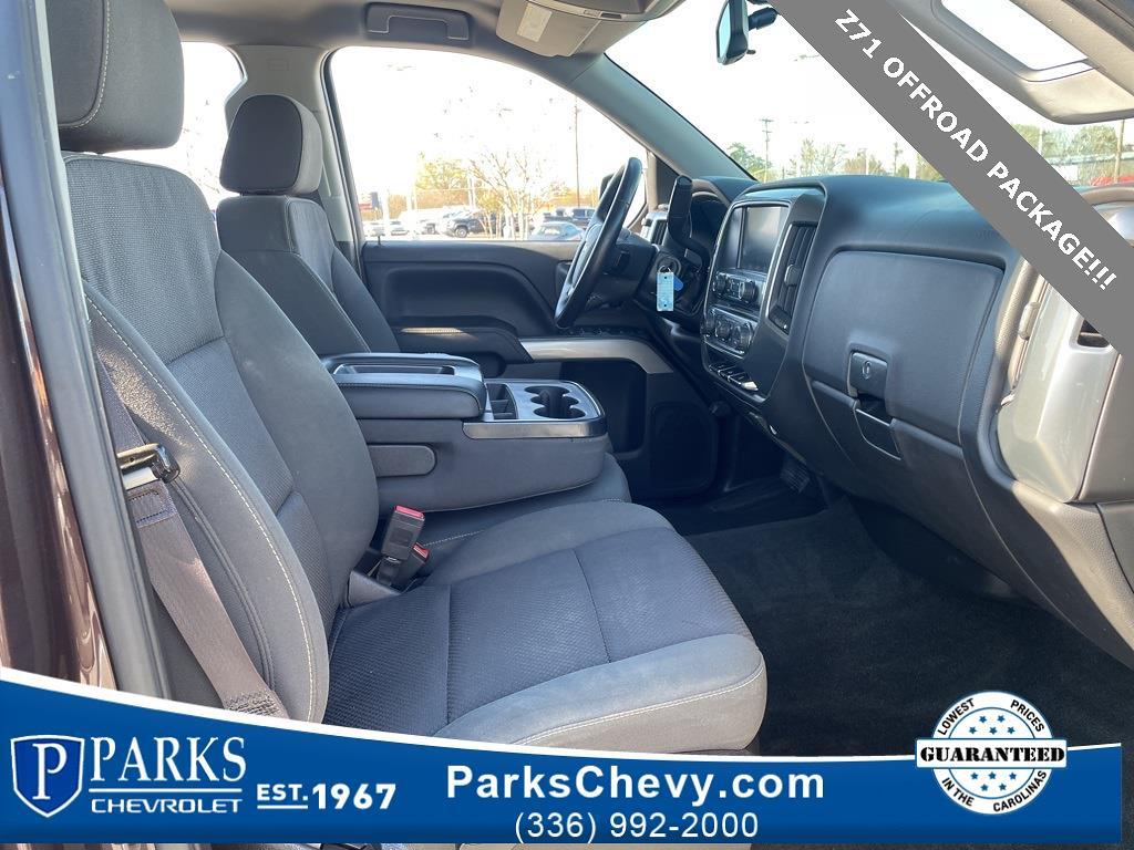 2016 Chevrolet Silverado 1500 Crew Cab 4x4, Pickup #1K5153 - photo 37