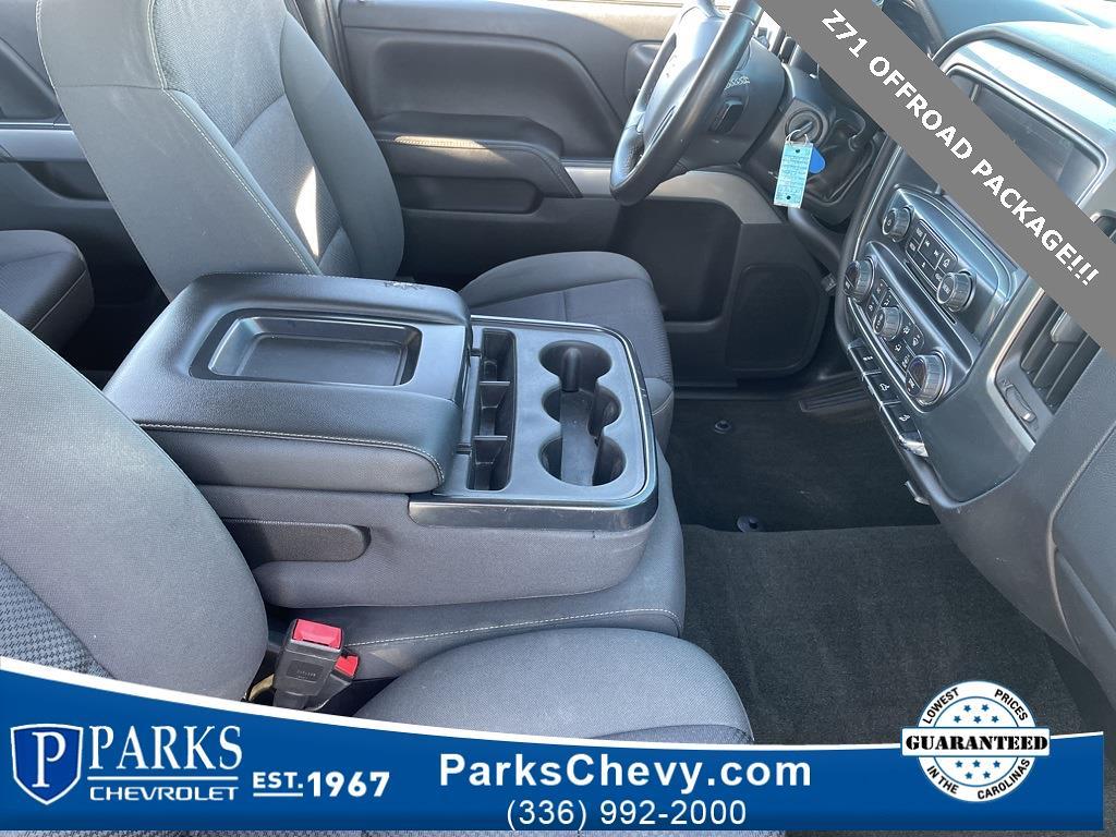 2016 Chevrolet Silverado 1500 Crew Cab 4x4, Pickup #1K5153 - photo 39