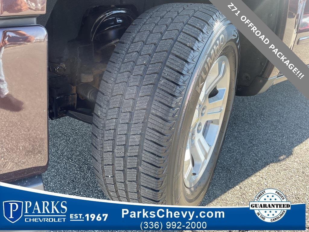 2016 Chevrolet Silverado 1500 Crew Cab 4x4, Pickup #1K5153 - photo 46