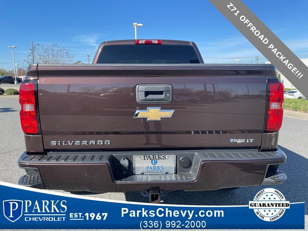 2016 Chevrolet Silverado 1500 Crew Cab 4x4, Pickup #1K5153 - photo 5
