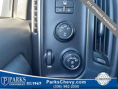 2016 Chevrolet Silverado 1500 Crew Cab 4x4, Pickup #1K5153 - photo 16