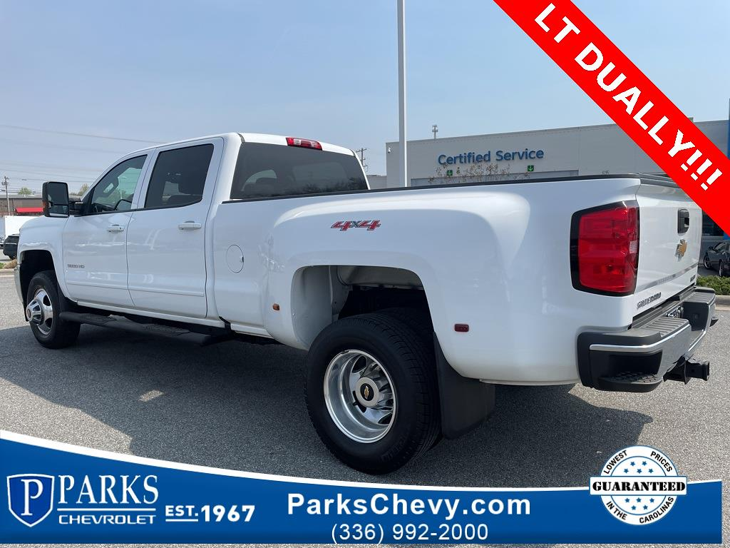 2016 Chevrolet Silverado 3500 Crew Cab 4x4, Pickup #1K5167 - photo 2
