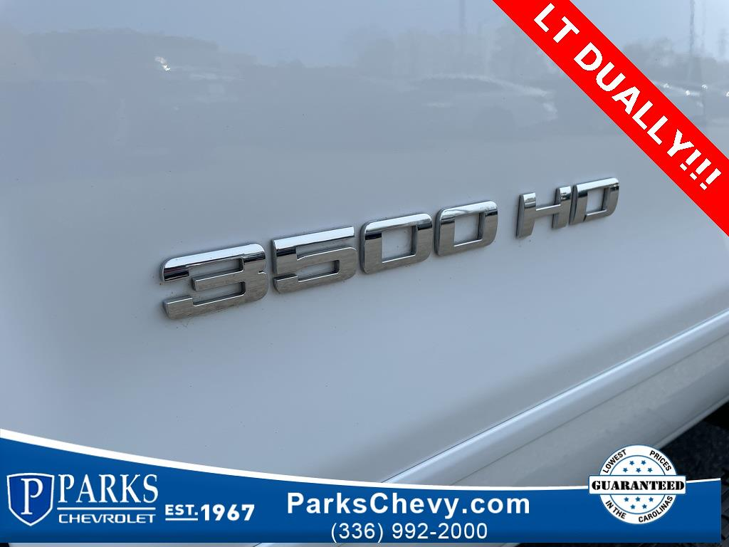 2016 Chevrolet Silverado 3500 Crew Cab 4x4, Pickup #1K5167 - photo 48